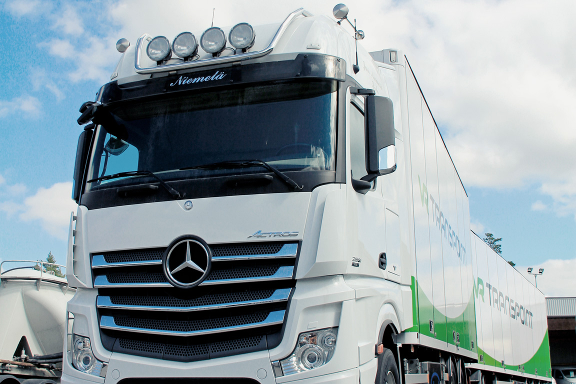 Automotive: LKW