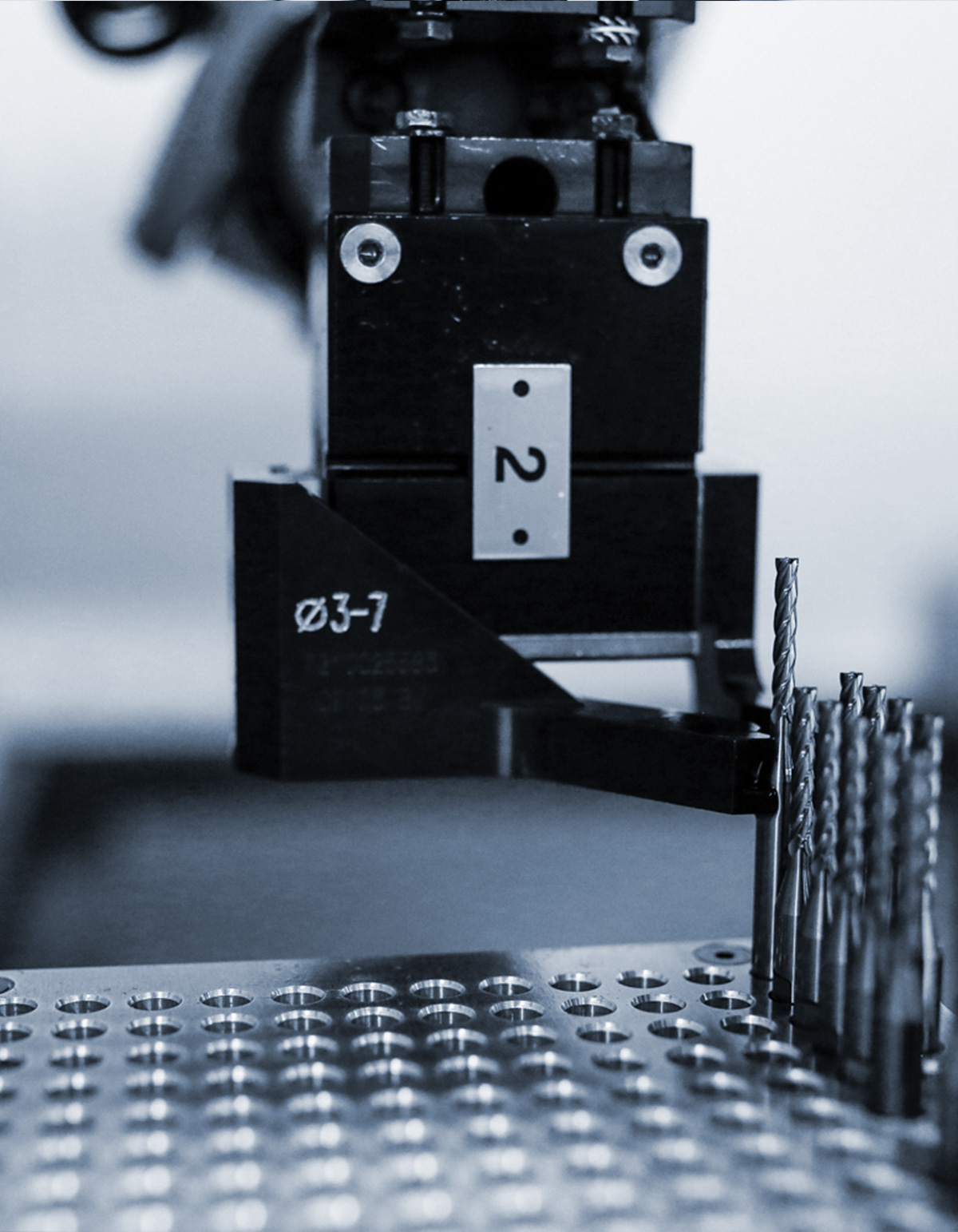Turbo Zerspanungswerkzeuge nachschleifen lassen ZC19